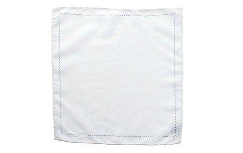 Cotton-Silk Pocket Square