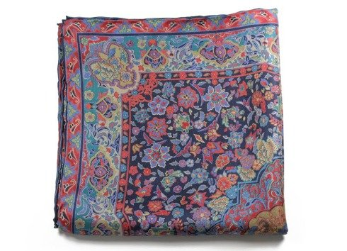 silk pocket square 37x37 cm