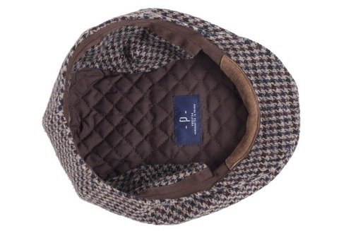 Flat cap English Tweed