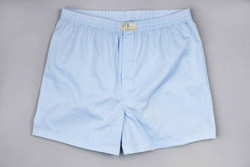 Italian cotton men's boxer shorts