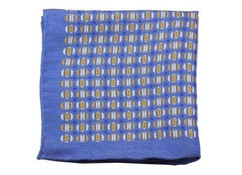 Line&Silk pocket square