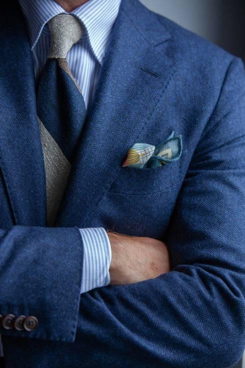 Preorder: herringbone jacket Marlon
