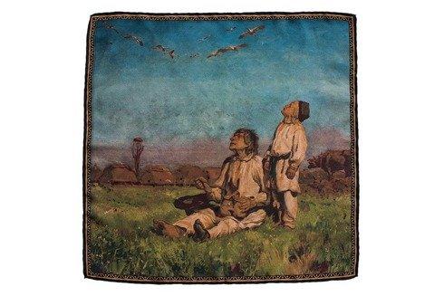 "artworks collection ""The Storks"""