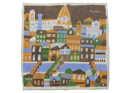 firenze pocket square