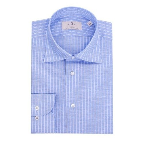 linen%cotton bengal shirt