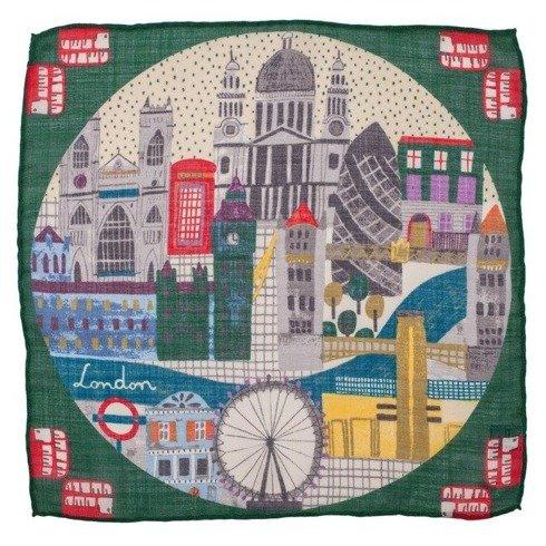 pocket square London