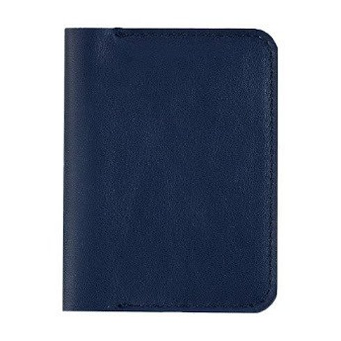 Blue navy pocket wallet