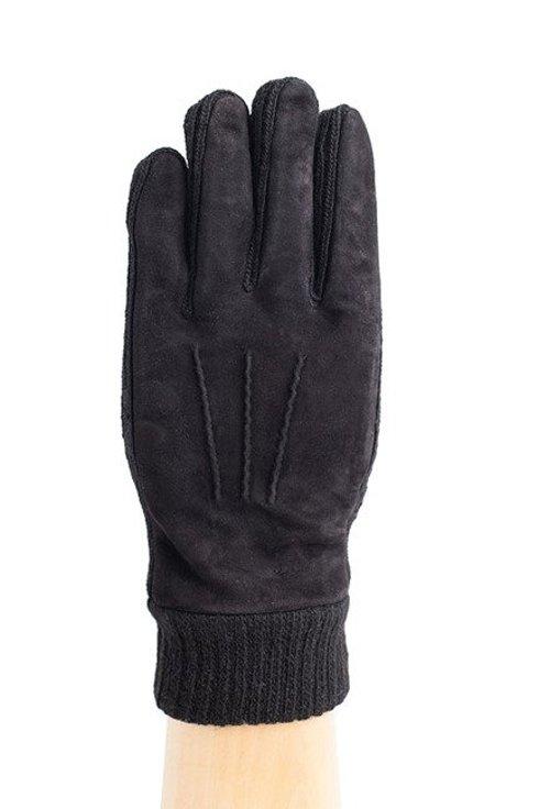 Buff gloveswith cashmere