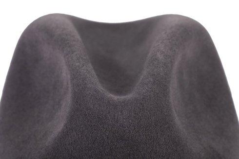 Fedora hat grey