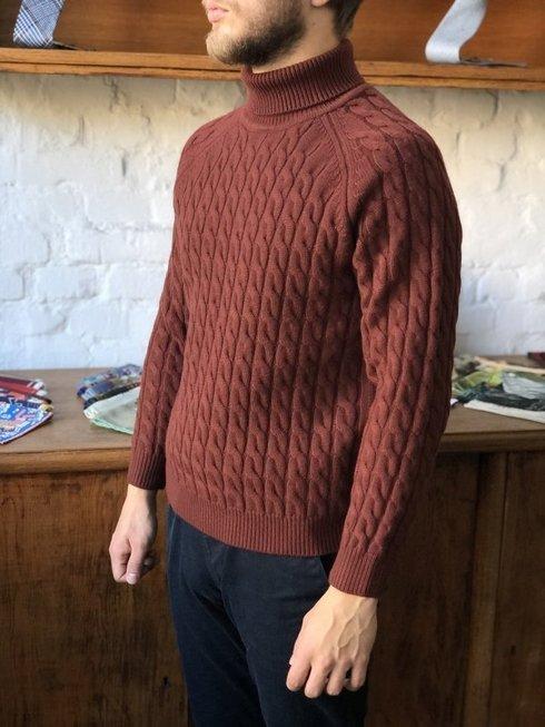 Preorder: turtleneck 100% merino wool
