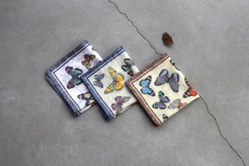 Woolen pocket square- limited edition