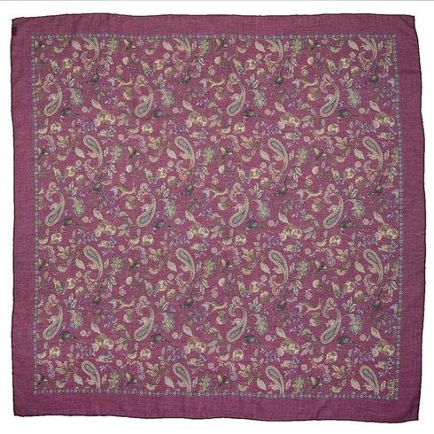 cotton & cashmere scarf 100 cm