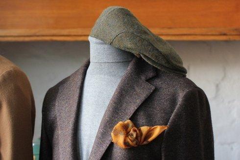 light merino wool turtleneck grey melange