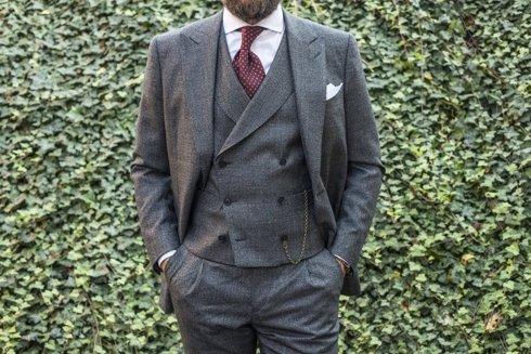 """two piece suit """"Edward"""""""