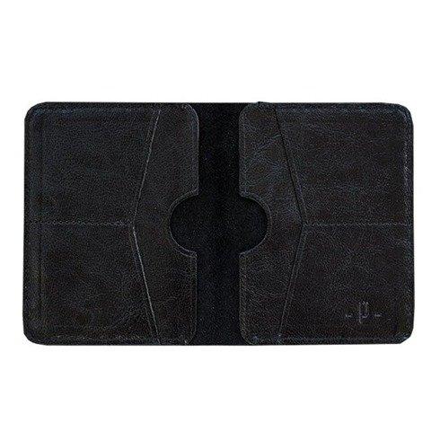 Czarny portfel / Pocket wallet