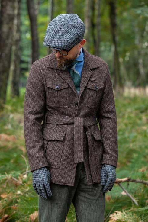 "Preorder: safari jacket ""Artur"""