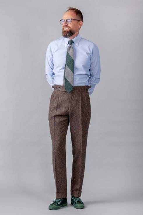 Spodnie Donegal