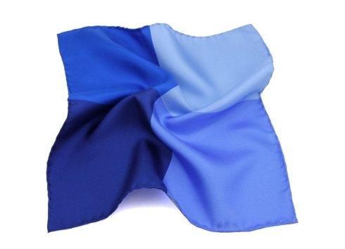 4 odcienie niebieskiego