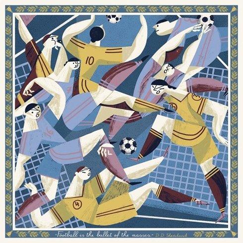 Poszetka piłka nożna / 2016