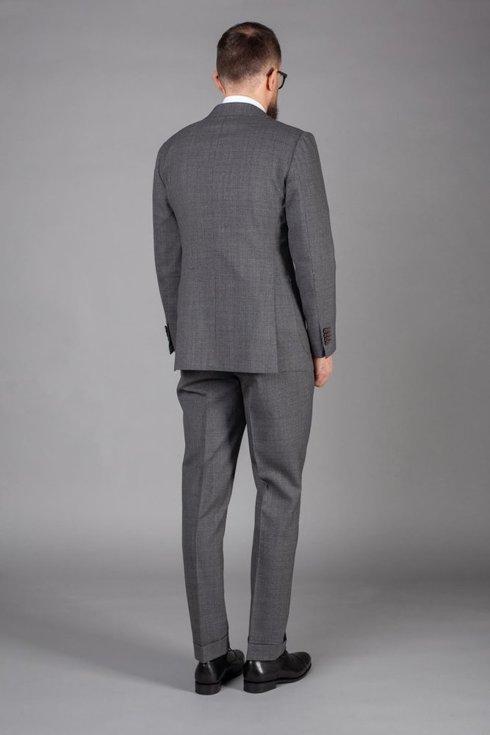 Preorder: Spodnie wełniane szare VBC