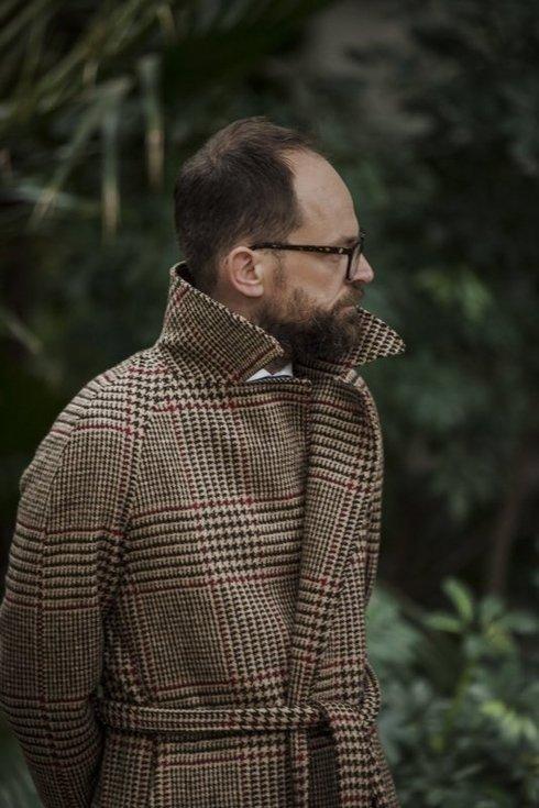 Preorder: płaszcz raglanowy Rudolf
