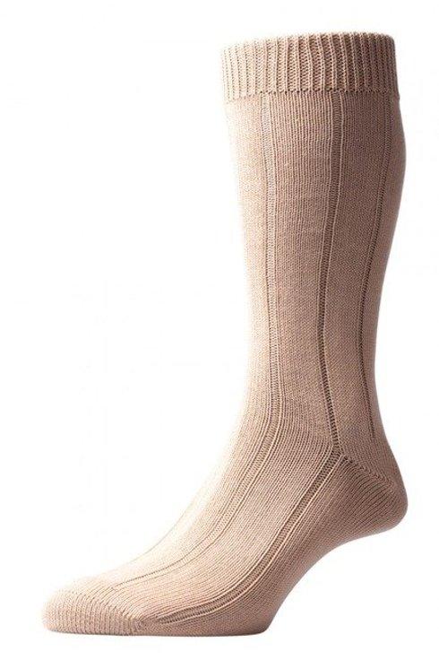 Skarpety Pantherella z bawełny egipskiej