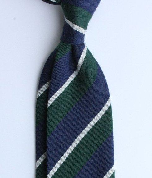 krawat bez podszewki