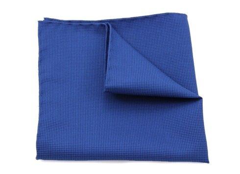 pepitka niebiesko- czarna
